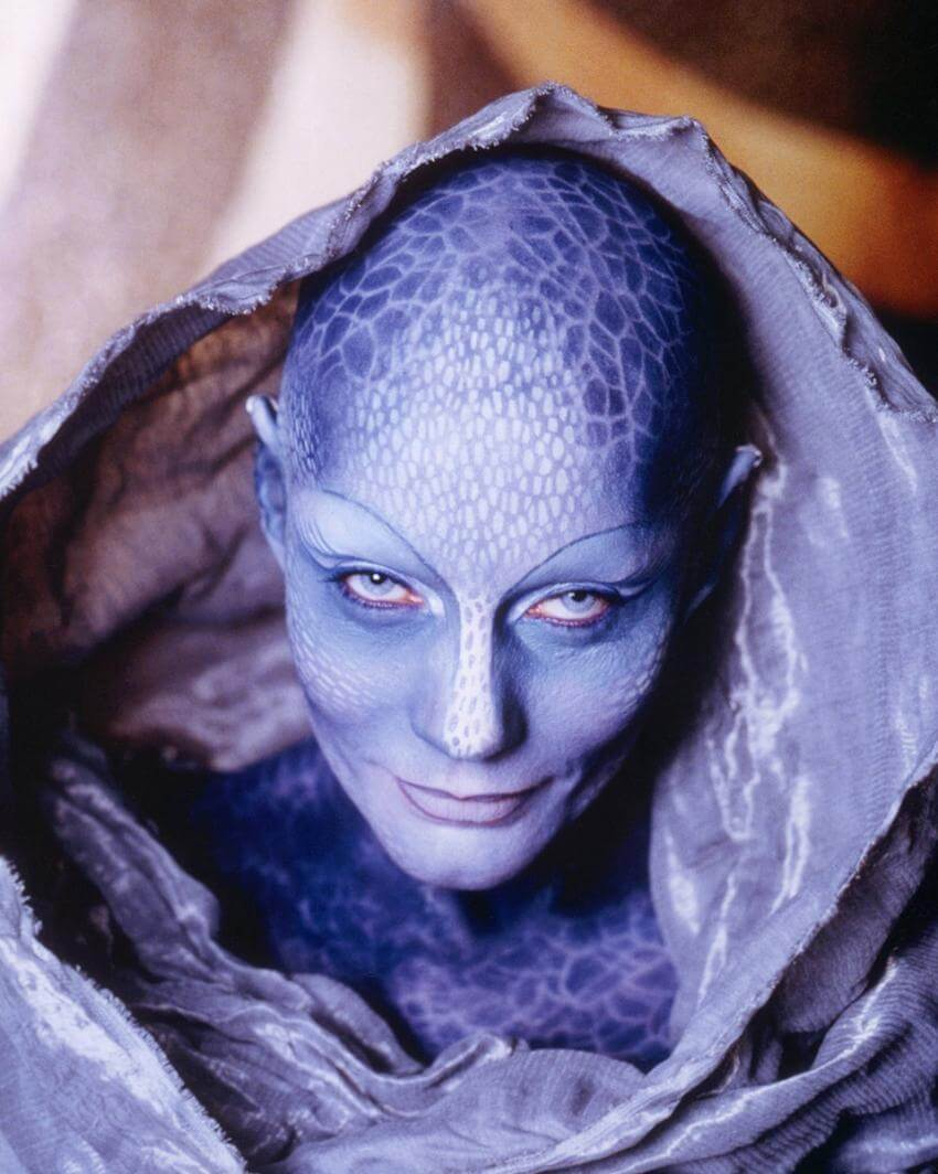 Who is virginia hey naked passion