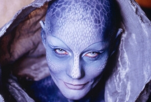 Farscape's Virginia Hey Attending Scifi Wales