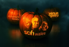 Our Top Tips for a very Sci-Fi Halloween