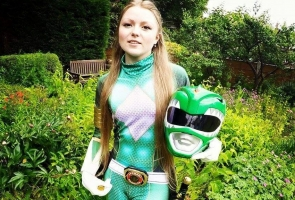 Sapphire Cosplay returns for Scifi Wales