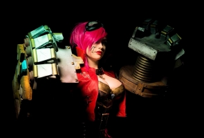 Cosplayer Lady Nightingale announced as guest for Scifi Wales