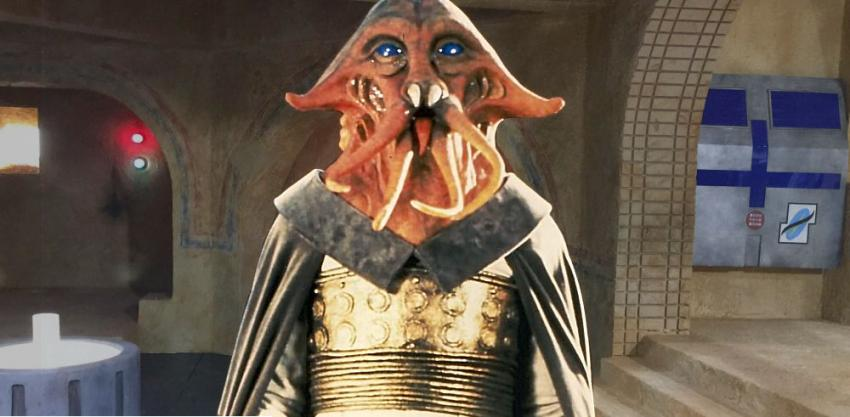 Gerald Home who played Star Wars alien Tessek coming to Scifi Wales